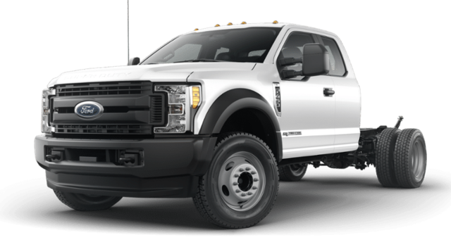 2019 Ford Super Duty F-450 XL Supercab 4X4 DRW 168WB 60CA Truck